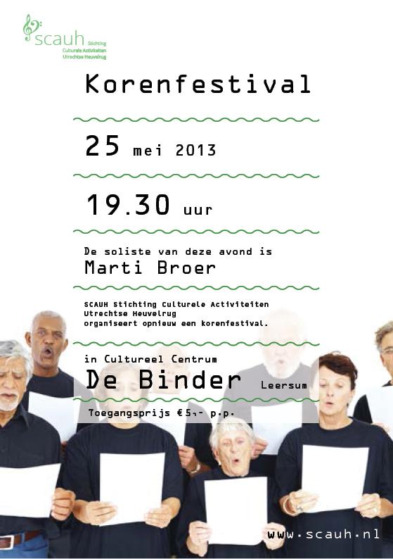 2013 korenfestival